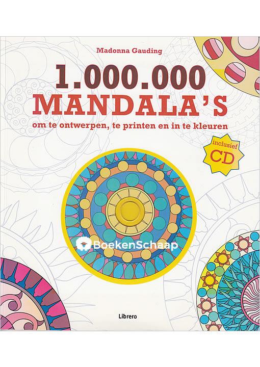 1.000.000 mandala's