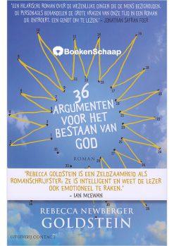 36 argumenten voor het bestaan van God