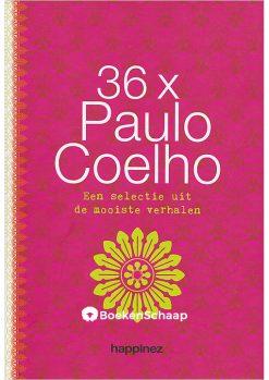 36 x Paulo Coelho