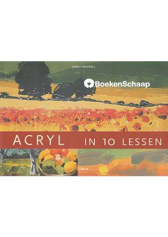 Acryl in 10 lessen