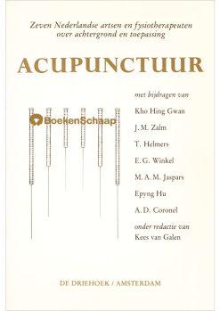 Acupunctuur - Kho Hing Gwan