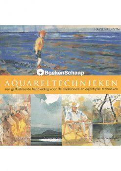 Aquareltechnieken - Hazel Harrison