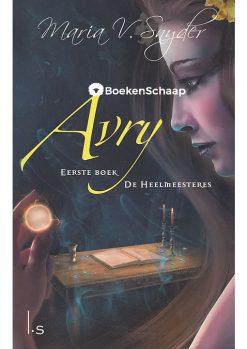 Avry Eerste boek De Heelmeesters