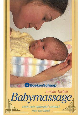 Babymassage - Amelia Auckett