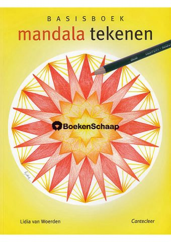 Basisboek mandala tekenen