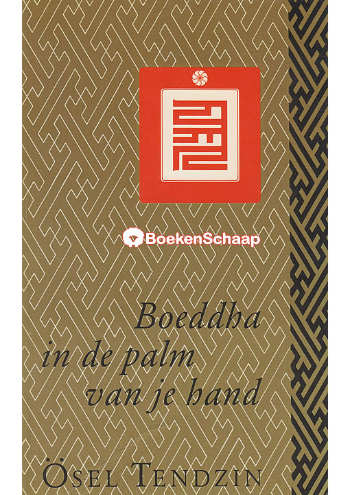 Boeddha in de palm van je hand