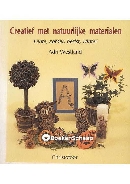 Creatief met natuurlijke materialen