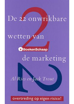 De 22 onwrikbare wetten van de marketing