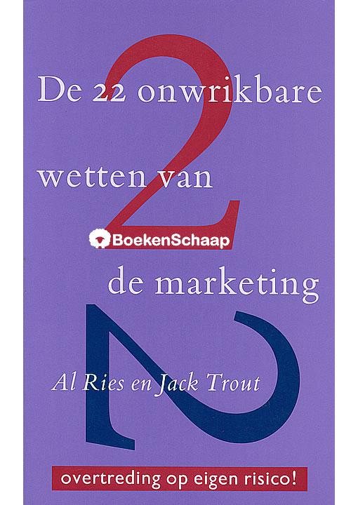 De 22 onwrikbare wetten van de marketing