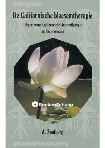 De Californische bloesemtherapie