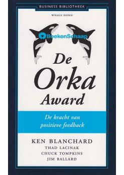 De Orka Award - Ken Blanchard