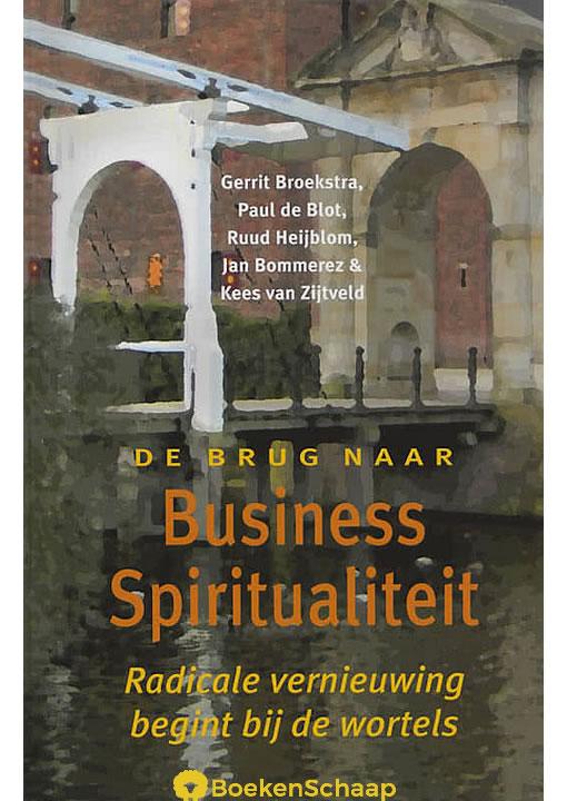 De brug naar business spiritualiteit