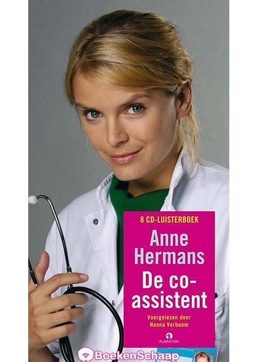 De co-assistent (luisterboek)