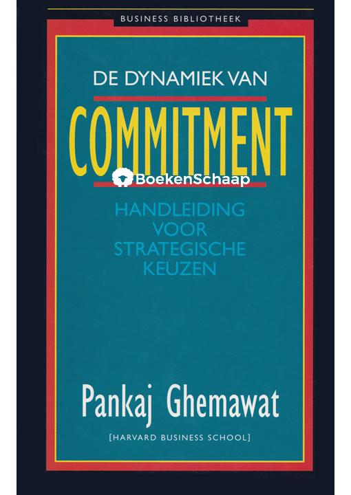 De dynamiek van commitment