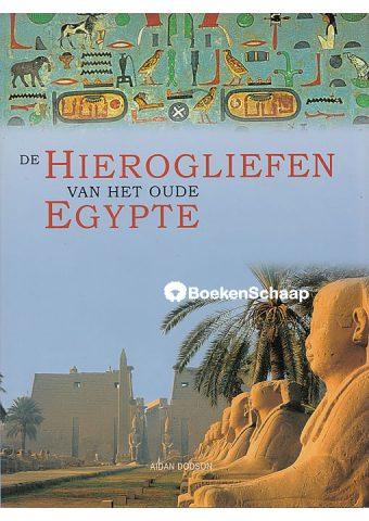 De hierogliefen van het oude Egypte