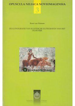 De iconografie van Egyptische elitegraven van het oude rijk