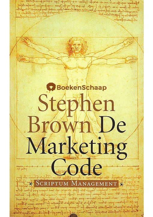 De marketing code