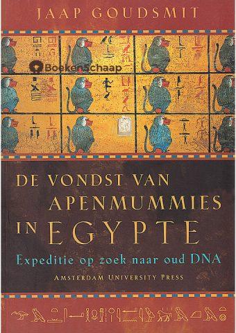 De vondst van apenmummies in Egypte