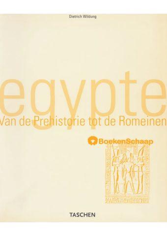 Egypte Van de prehistorie tot de Romeinen