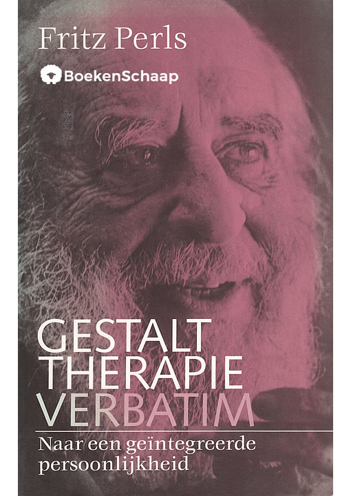Gestalt Therapie Verbatim