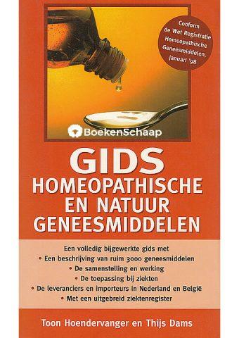 Gids homeopathische en natuurgeneesmiddelen