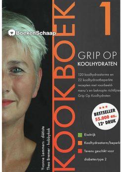 Grip op koolhydraten Kookboek 1