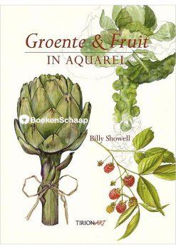 Groente en Fruit in aquarel