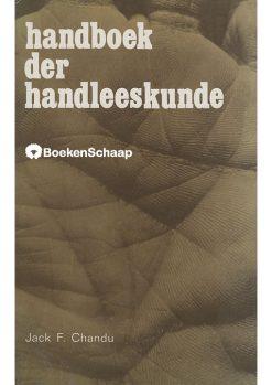 handboek der handleeskunde jack f. chandu