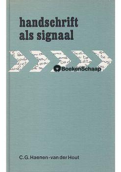 Handschrift als signaal