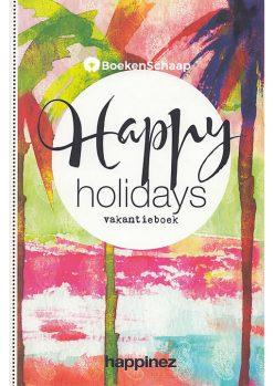Happy Holidays Vakantieboek