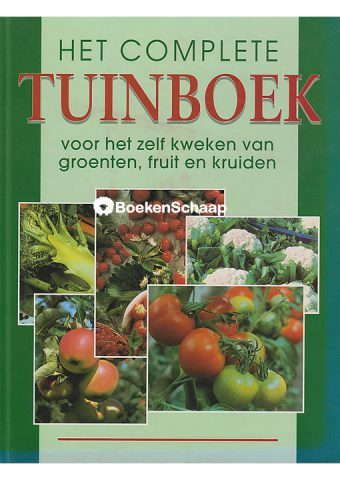 Het complete tuinboek