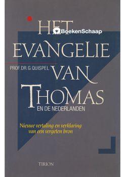 het evangelie van thomas en de nederlanden
