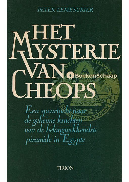 Het mysterie van Cheops