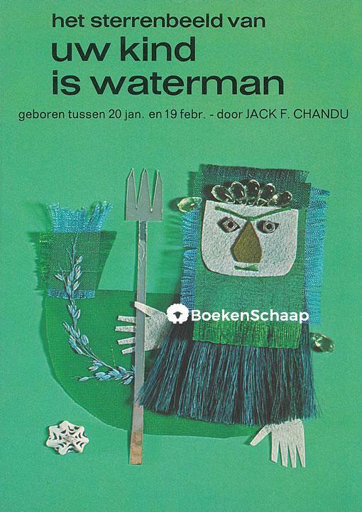 Het sterrenbeeld van uw kind is waterman