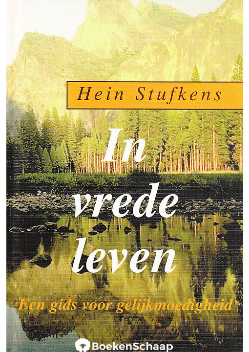 In vrede leven