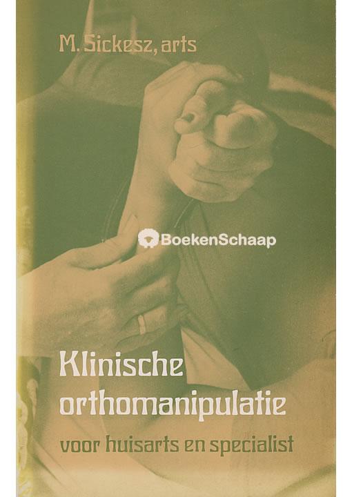 Klinische orthomanipulatie