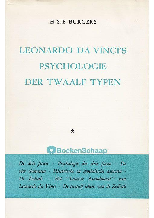 Leonardo da Vinci's psychologie der twaalf typen