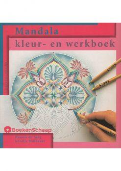 Mandala kleur en werkboek