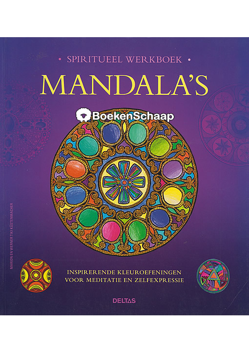 Mandala's Spiritueel werkboek