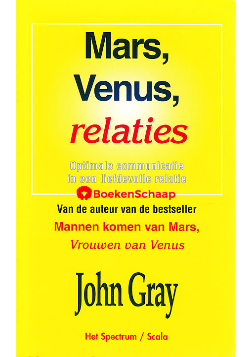 Mars Venus relaties