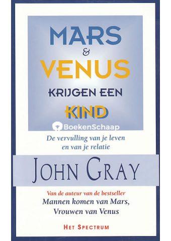 Mars en Venus krijgen een kind