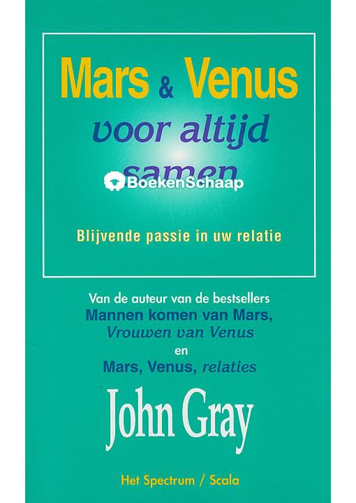 Mars en Venus voor altijd samen