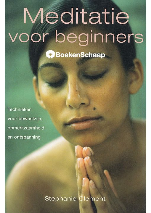 Meditatie voor beginners - Stephanie Clement