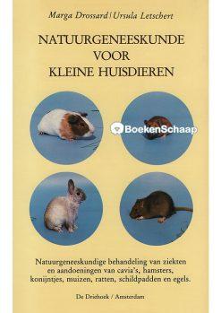 Natuurgeneeskunde voor kleine huisdieren