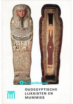 Oudegyptische lijkkisten en mummies