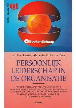Persoonlijk leiderschap in de organisatie