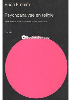 Psychoanalyse en religie