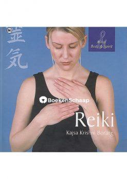 Reiki - Kajsa Krishni Borang