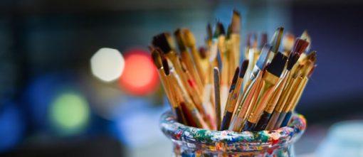 Teken en schilderboeken