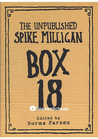 The Unpublished Spike Milligan